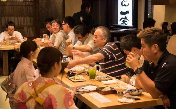 【公式】和食居酒屋 こだわりもん一家千葉店の宴会