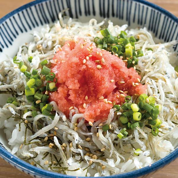 【博多】明太子しらす飯の画像