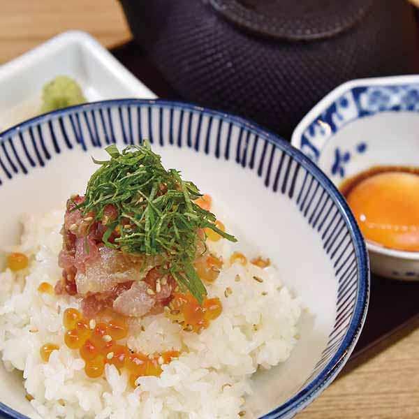 【静岡】漁師「ねごめし」茶漬けの画像