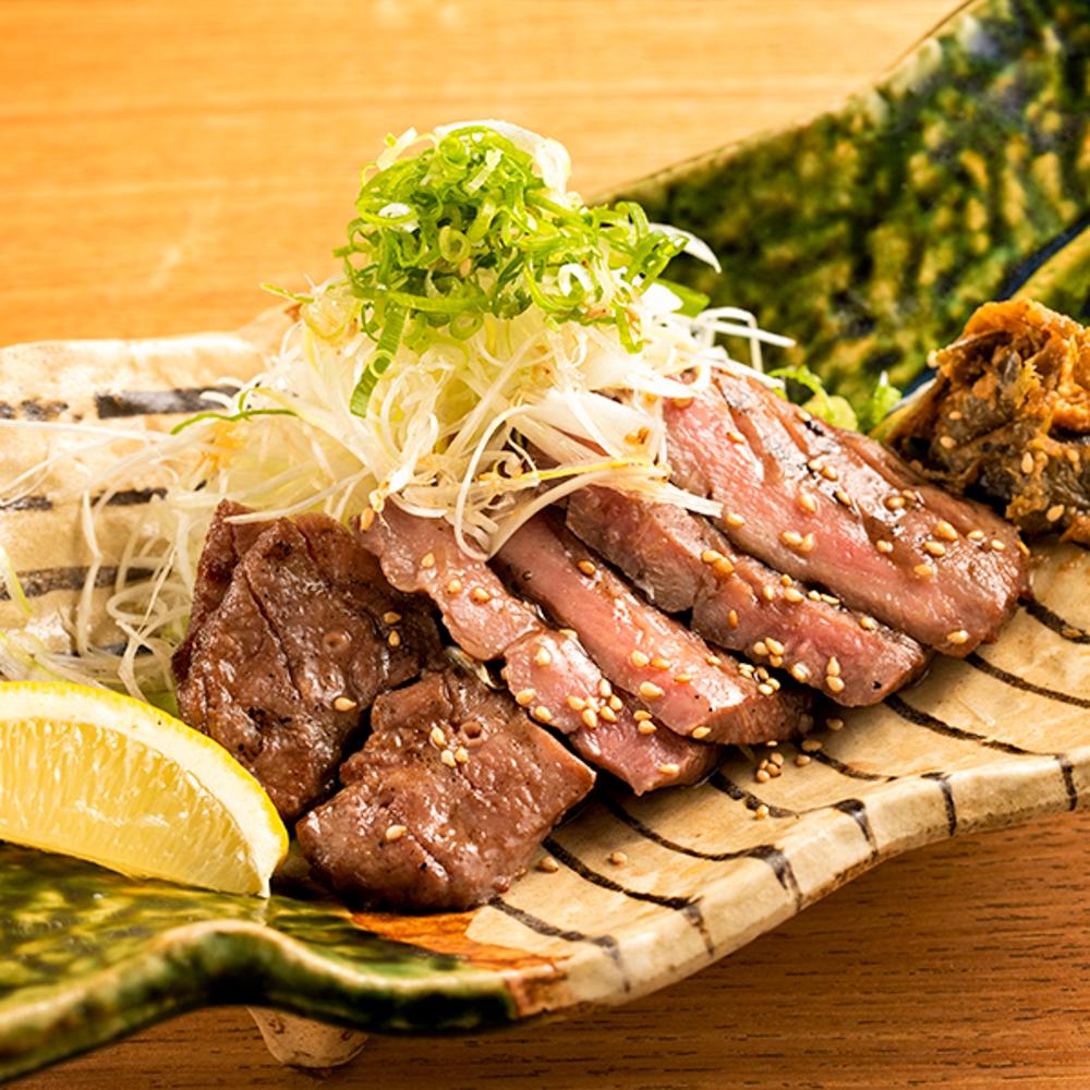 【仙台】厚切り牛タン炙りの画像