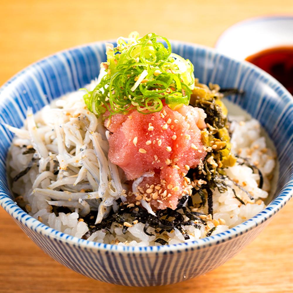 【博多】明太しらす飯の画像