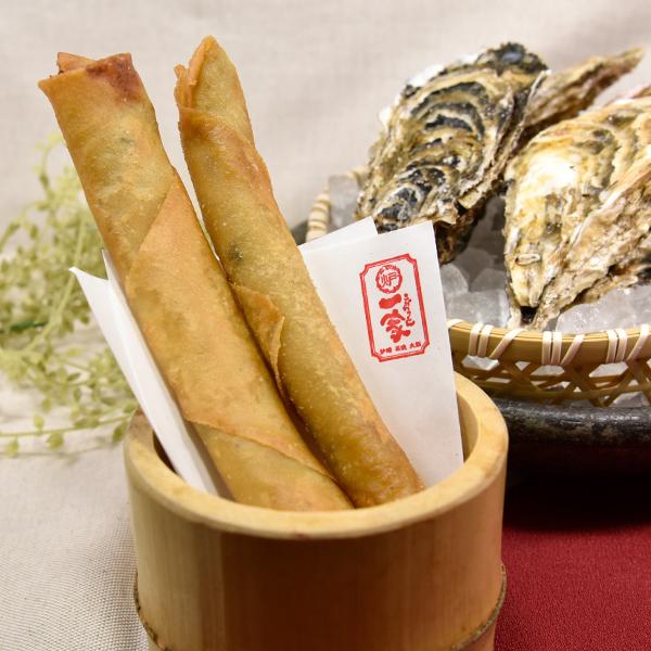 浦村産牡蠣の牡蠣クリームチーズスティック(1本)